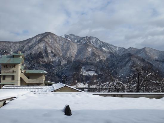 Hotel Futaba: 部屋からの眺め