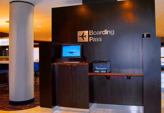 Oxford, AL: Boarding Pass Station