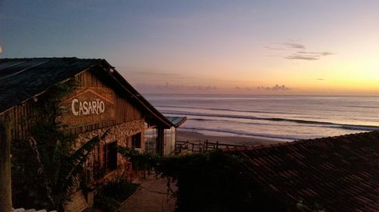 Restaurante Casarao: Foto fachada lateral