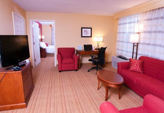 Middlebury, Vermont: Junior Suite Living Room