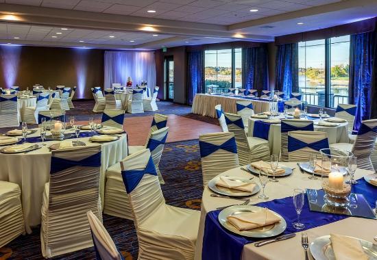 Richland, واشنطن: Riverview Foyer - Banquet Setup