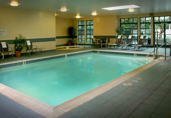 ‪‪Tigard‬, ‪Oregon‬: Indoor Pool‬