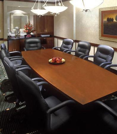 Junction City, KS: Boardroom