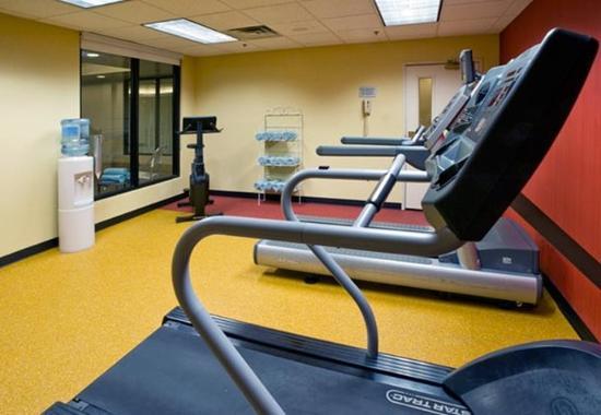 Dothan, AL : Fitness Room