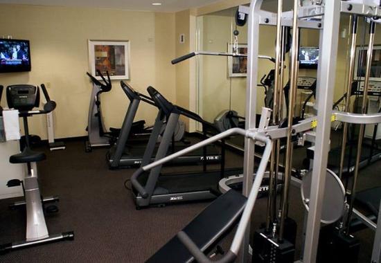 Thousand Oaks, كاليفورنيا: Fitness Room