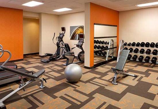 Cypress, Kalifornien: Fitness Center