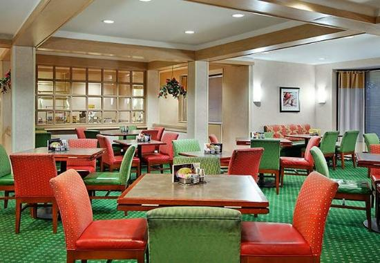 Courtyard by Marriott Detroit Pontiac/Bloomfield: Courtyard Café