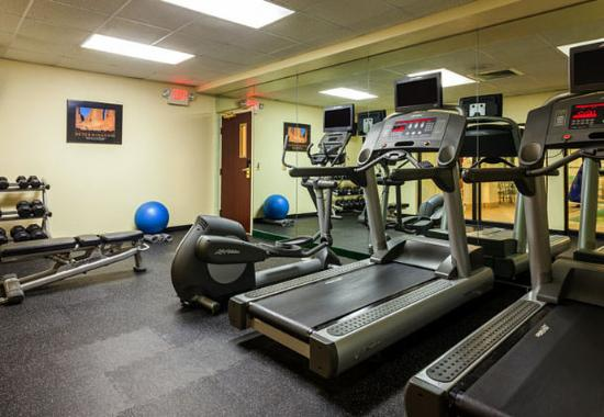 Courtyard by Marriott Detroit Pontiac/Bloomfield: Fitness Center