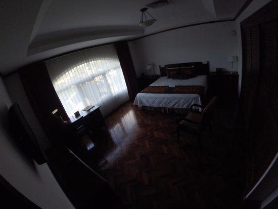 Apartotel & Suites Villas del Rio: Dormitorio matrimonial