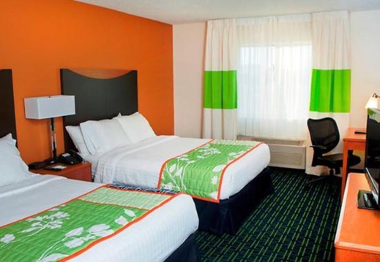 Joliet, إلينوي: 2 Queen Guest Room