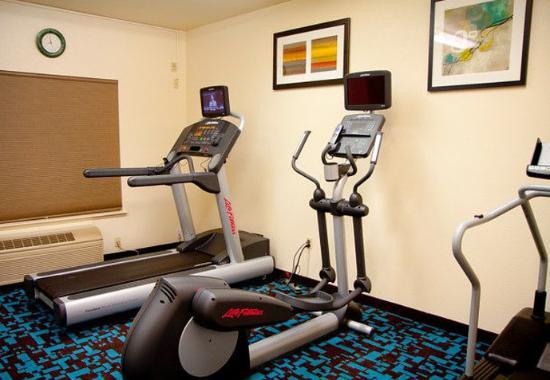 ซาลิดา, แคลิฟอร์เนีย: Fitness Center
