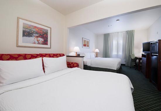Tracy, Καλιφόρνια: Executive King Guest Room