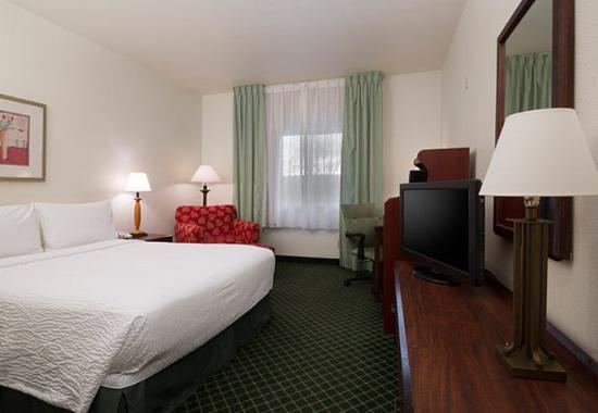 Tracy, Καλιφόρνια: Queen Guest Room