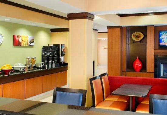 Battle Creek, MI: Breakfast Dining Area