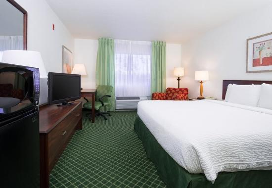 Vacaville, Californie : King Guest Room