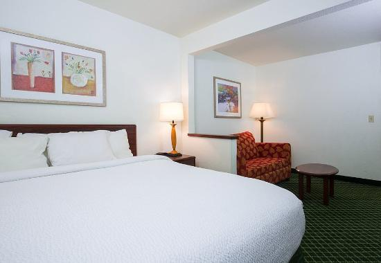 Vacaville, Калифорния: Executive King Suite