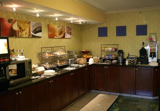 New Stanton, Pensilvania: Breakfast Buffet
