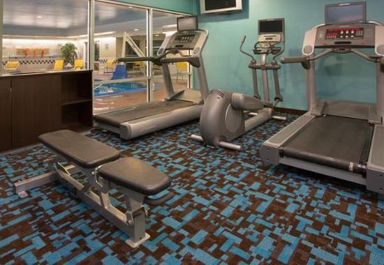 Milford, ماساتشوستس: Fitness Center