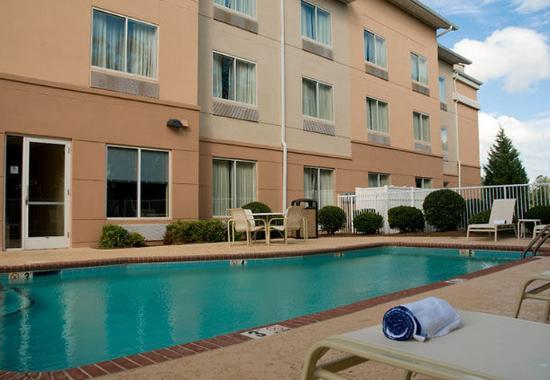 Anderson, Южная Каролина: Outdoor Pool
