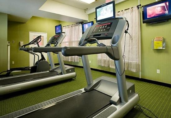 Hayward, Californien: Fitness Center