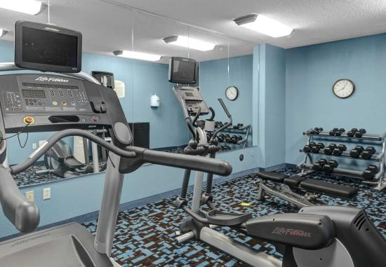 Fitness Center - Cardio Equipment