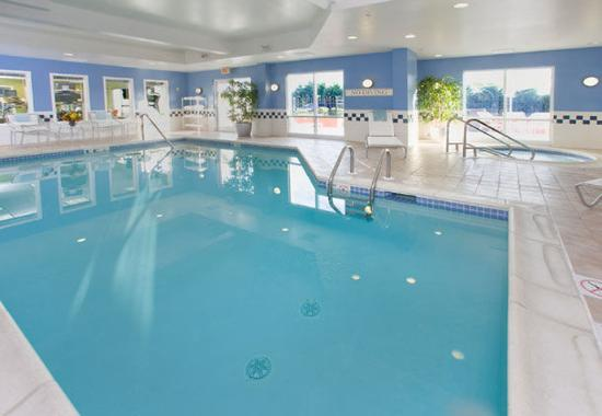 Dover, Ντέλαγουερ: Indoor Pool & Spa