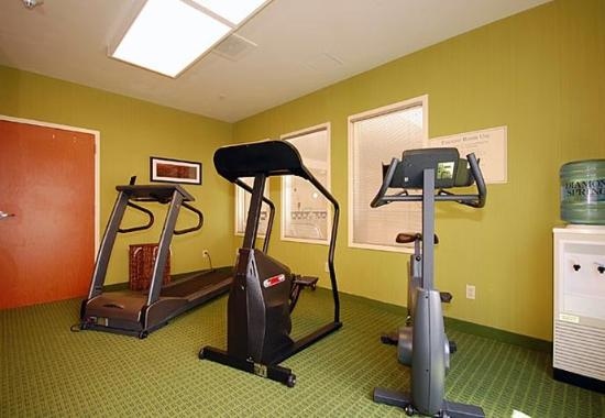 Γκρίνγουντ, Νότια Καρολίνα: Fitness Center