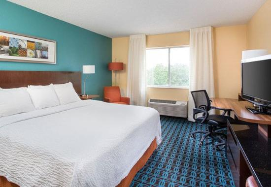 Greeley, Κολοράντο: King Guest Room