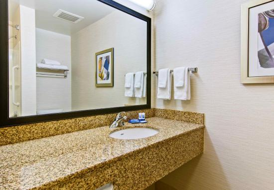 State College, Pennsylvanie : Suite Bathroom