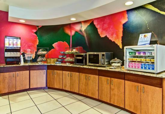 State College, Pennsylvanie : Breakfast Buffet