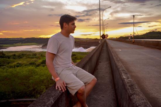 Boa Vista da Aparecida, PR: Usina Hidroelétrica Salto Caxias - Paraná