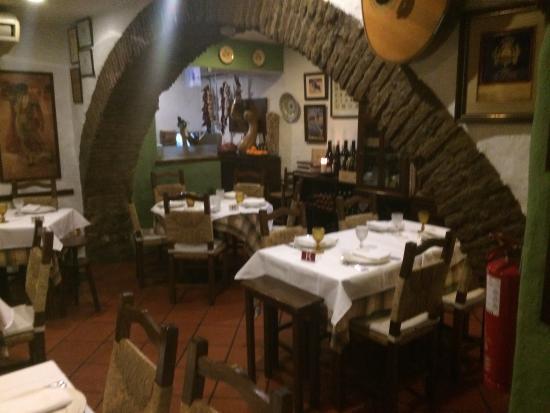 Portalegre, Portugal: Restaurante Solar do Forcado