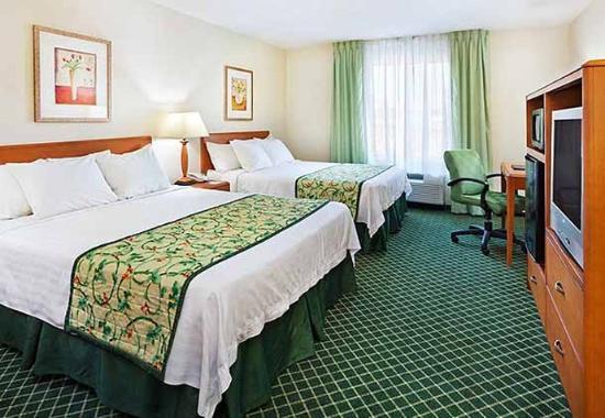 East Ridge, Tennessee: Queen/Queen Guest Room