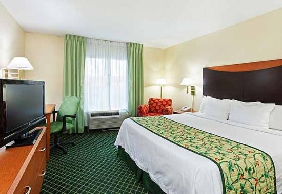 East Ridge, Tennessee: King Guest Room