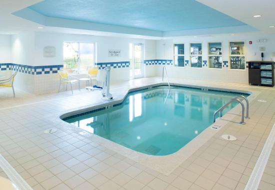 McDonough, GA: Indoor Pool