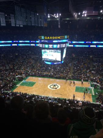 Td garden in boston ma reviews and directions tattoo for Td garden address