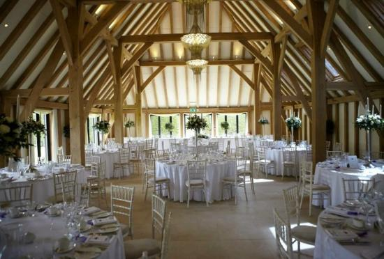 The Old Kent Barn Photo