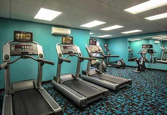 Dulles, VA: Fitness Center