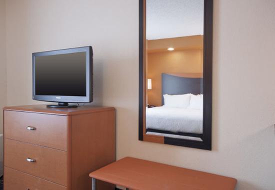 Houma, LA: Executive King Suite - Amenities