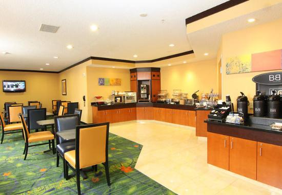 Burnsville, MN: Breakfast Area