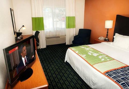 Mesquite, TX : King Guest Room