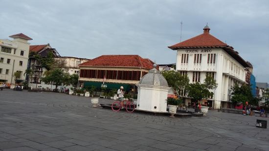kota tua jakarta picture of jakarta old town jakarta tripadvisor rh tripadvisor co za