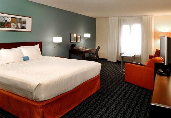 Kalamazoo, MI: Larger King Guest Room