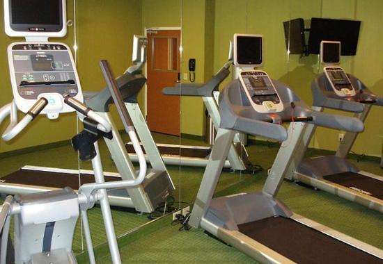 Roseville, MN: Fitness Room