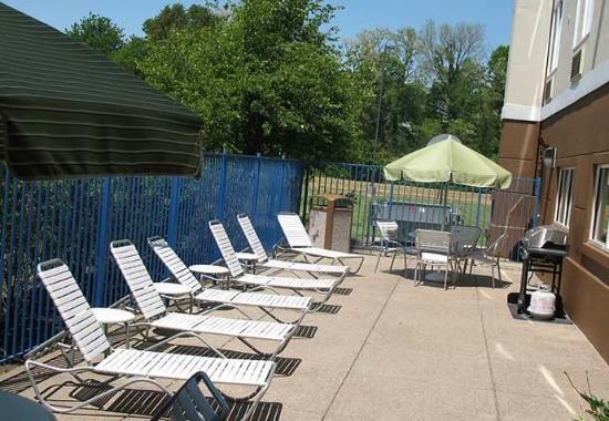 Princeton, Indiana: Outdoor Patio