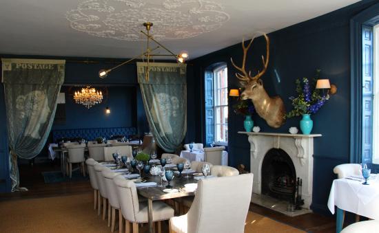 The Verzon Hotel: Verzon restaurant