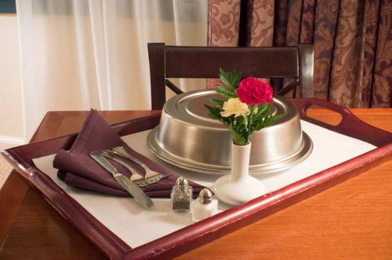 El Segundo, Kalifornia: In-Room Dining