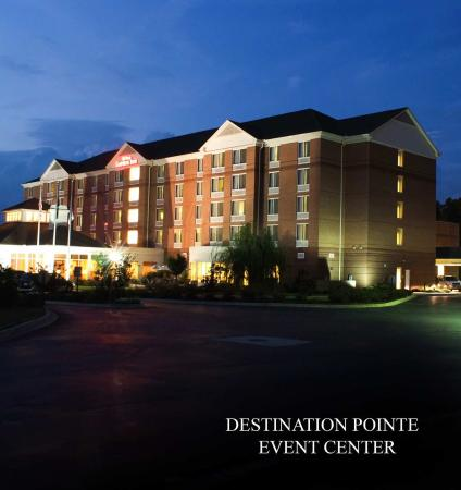 Welcome to the The Hilton Garden Inn Anderson