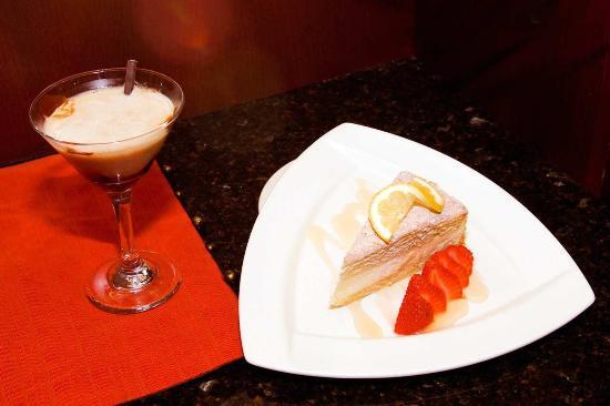 Anderson, Carolina Selatan: Dessert
