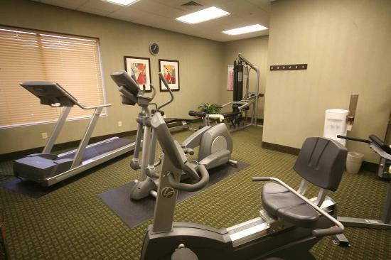Anderson, Carolina Selatan: Workout Facility